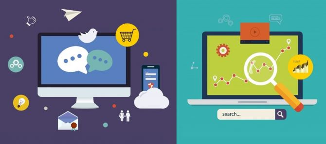 Integrating Social Media with SEO