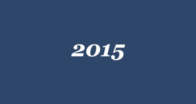 Digital Marketing in 2015