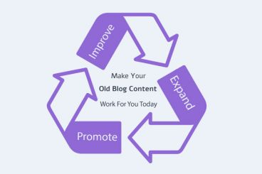 What to do with your Old Blog Posts?